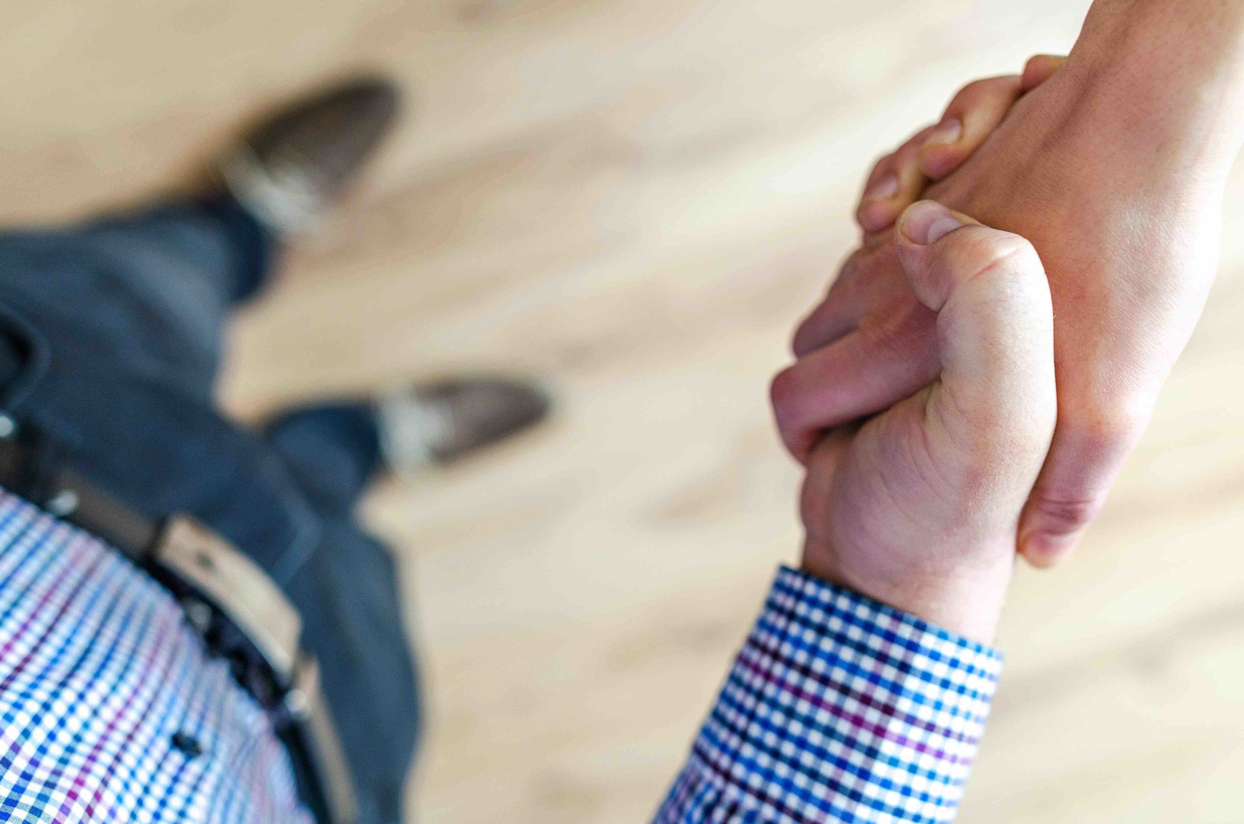 5 Keys to Building Trust in the Workplace